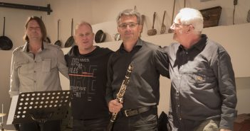 Siggi Schaffer, Marco Meraner, Friedrich K. Pfatschbacher und Gerhard Thewanger
