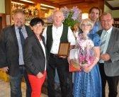 Hermann und Gerti Kislick feierten ihr 25-jähriges Betriebsjubiläum