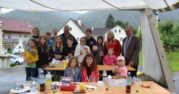 2. Sommerfest der Volkshilfe Tagesmütter