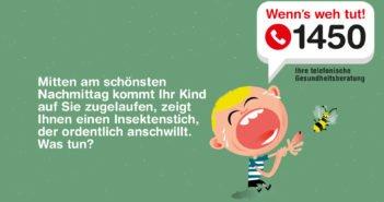 Informationen zum Gesunheitstelefon