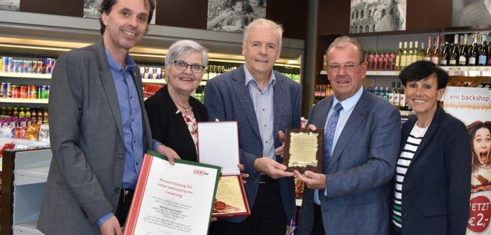 Herzliche Gratulation an Engelbert Reihs zu seinem 25-jährigen Betriebsjubiläum!