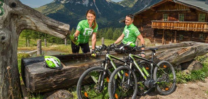 Drei E-Moutainbikes für die Saison 2019