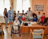 Kinder der 3. Klasse Volksschule besuchten den Bürgermeister im Gemeindeamt