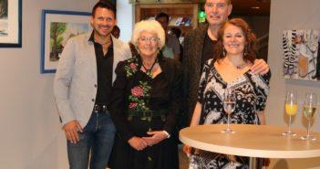 Vernissage von Hermine Ritter und Elisabeth Ettl