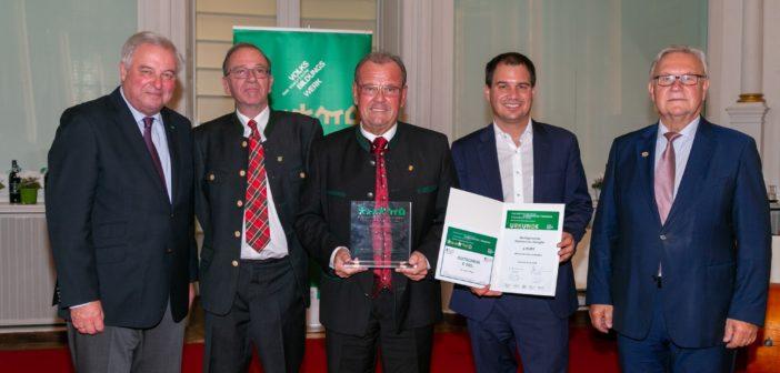 Kammern holt Auszeichnung in Bronze bei Gemeindewettbewerb!