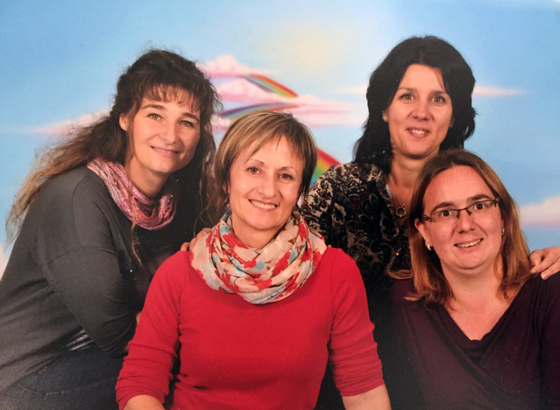 Kindergarten Seiz - Team